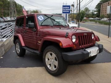 Pre-owned Jeep Wrangler for sale at Salerno Duane Ford in Summit, NJ.
