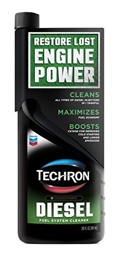 Techron D Concentrate Diesel Fuel System Cleaner, 20 fl. oz., 6 Pack. For product info go to:  https://www.caraccessoriesonlinemarket.com/techron-d-concentrate-diesel-fuel-system-cleaner-20-fl-oz-6-pack/