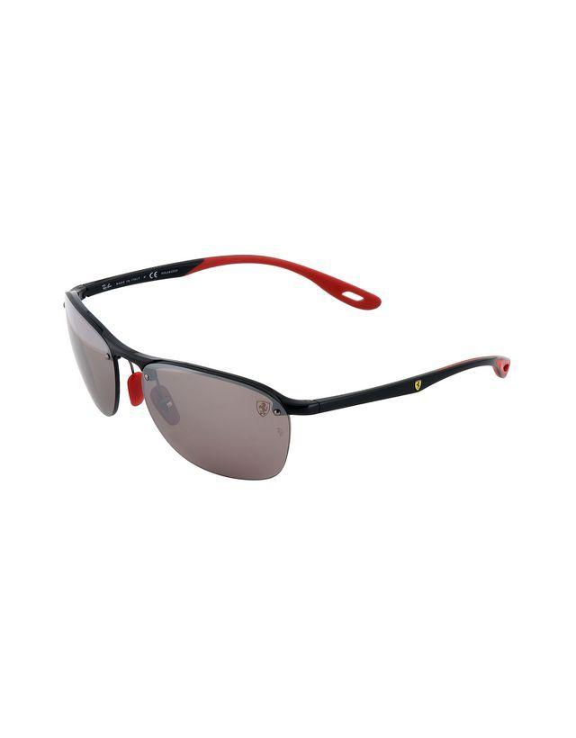 Scuderia Ferrari Online Store Ray Ban For Scuderia Ferrari Rb4302m Sunglasses Sunglasses Sunglasses Women Men