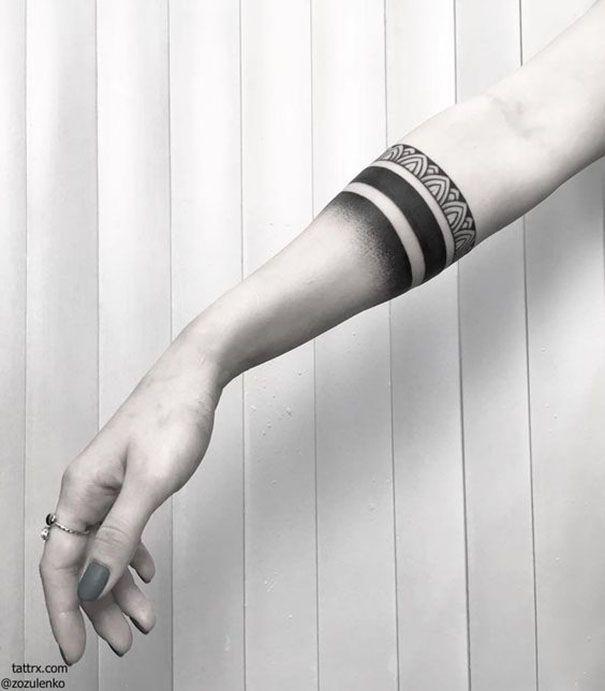 Top 25 der besten Armband-Tattoos – #ArmbandTattoo…