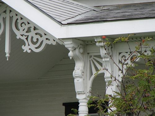 Lime Kiln Road - Victorian porch by origamidon, via Flickr