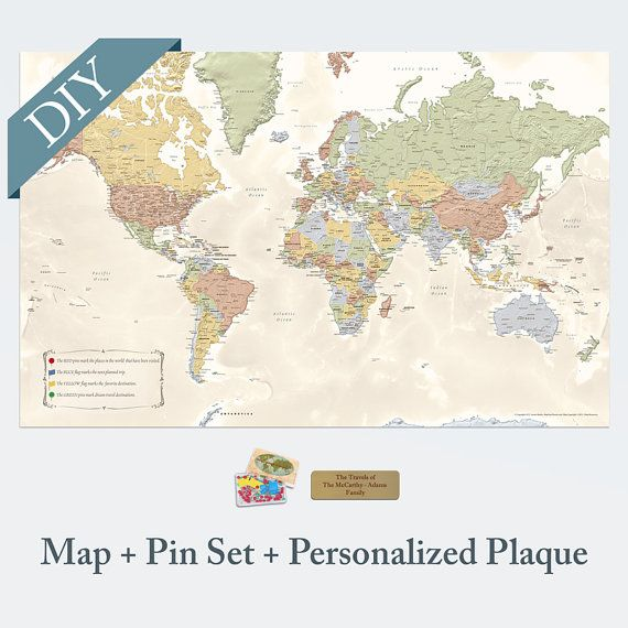 19 best traveler maps images on pinterest maps framed maps and do it yourself map set gumiabroncs Image collections