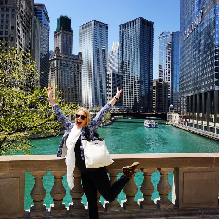 Chicago makes me happy!