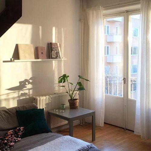 Imagem de room, aesthetic, and beige https://www.divesanddollar.com/fall-living-room/