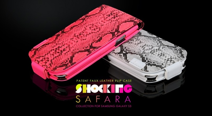Shocking Safara Collection for Samsung Galaxy S3 @ more-thing.com