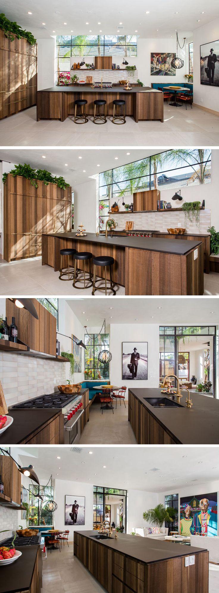 1000+ images about kitchen modern on pinterest   islands, oak