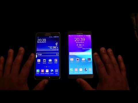 """""""Galaxy Note 4 or Galaxy Note 3""""  which one will you get.  My video may help you decide!"""