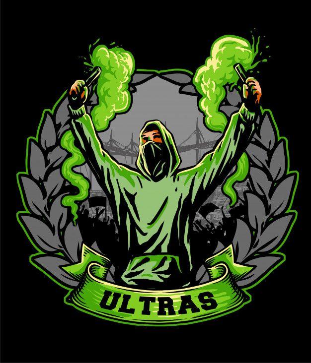 Ultras Hooligan Casual Art Photo Logo Design Hooligan