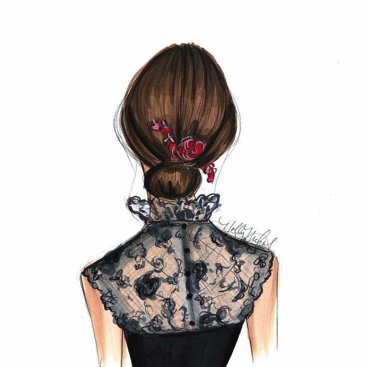 Holly Nichols illustration