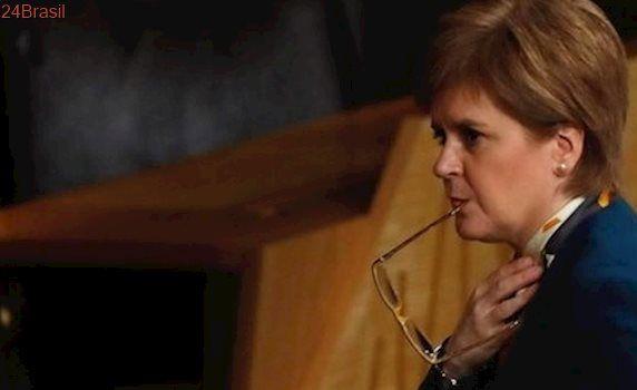 Premiê da Escócia exige novo referendo de independência antes do Brexit