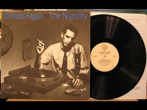 Donald Fagen - I.G.Y (The Nightfly CD) Sub Español / Inglés