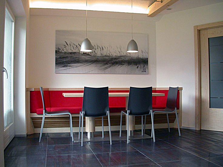Oltre 25 fantastiche idee su panca ad angolo su pinterest - Tavolo con panca ad angolo moderno ...