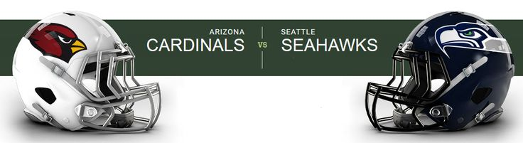 Seattle Seahawks at Arizona Cardinals University of Phoenix Stadium — Glendale, AZ on Sun Oct 23 at 5:30pm, From $113.00
