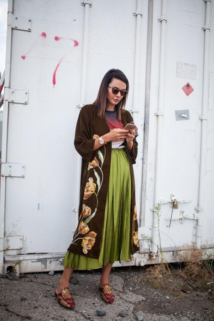 2017年春夏ミラノ・ファッション・ウィークから最新のストリート・スナップをお届け。