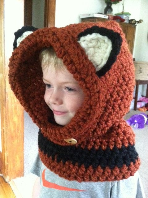 Free Crochet Pattern For Fox Cowl : 17 Best ideas about Toddler Cowl on Pinterest Diy ...