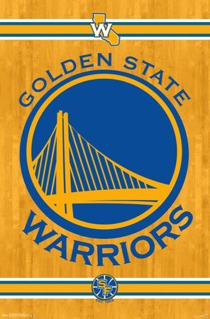 Golden State Warriors - Logo 14 Poster at AllPosters.com