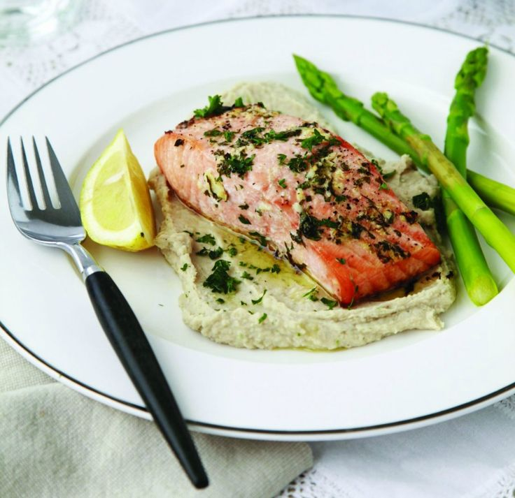Tete fromage recipes for salmon