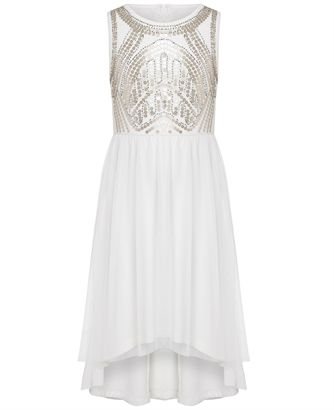 Girl's Taylor Beaded Dress - Bardot Junior - love it but it is $90...