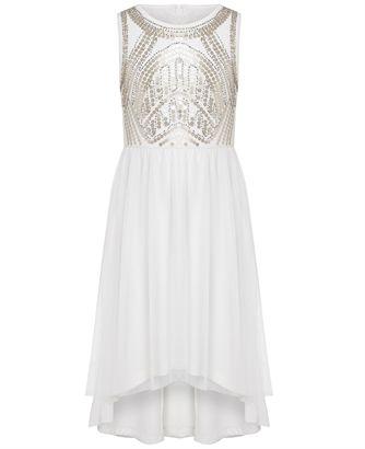 Girl's Taylor Beaded Dress - Bardot Junior - love it but it is $90...