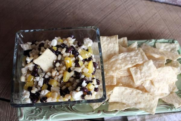 Corn And Bean Sweet Chunky Salsa Recipe
