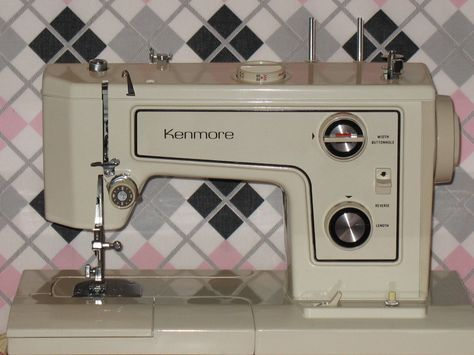 79 best old sewing machines images on pinterest old sewing sears kenmore 14815600 model 1560 sewing machine a review fandeluxe Choice Image