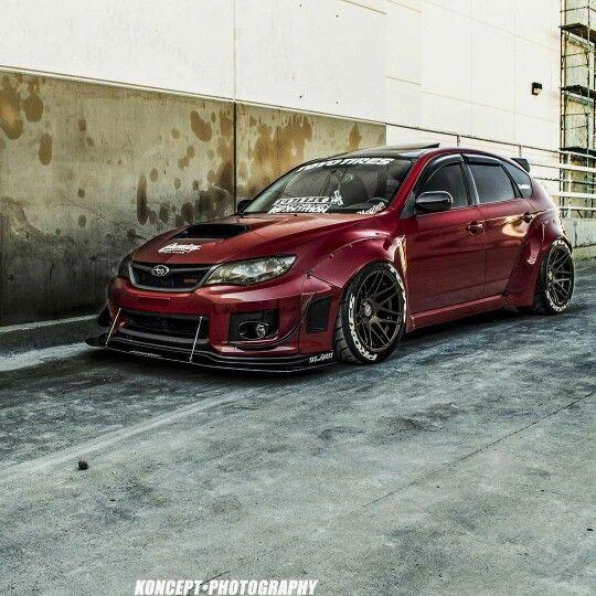 Subaru Impreza #WideBody