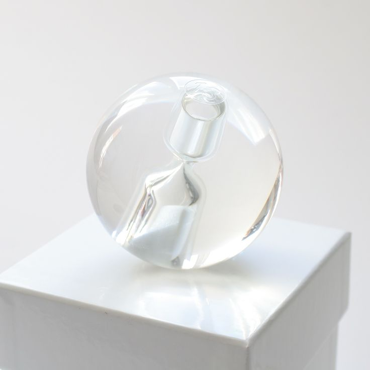 Sandglass paperweight by Maison Martin Margiela