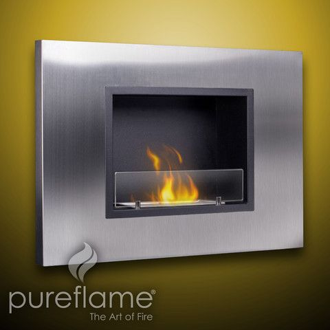 Orinda Ethanol Biofuel UL/ULC Listed Fireplace_boutique confort ambiant