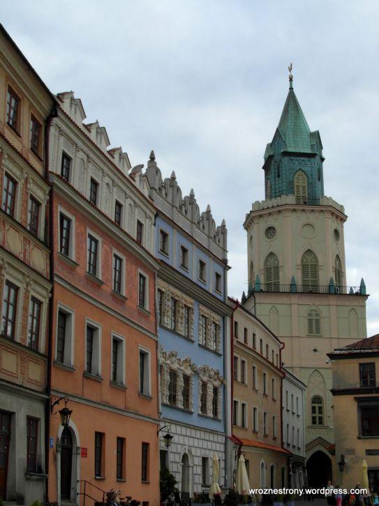 Kamienice i Wieża Trynitarska
