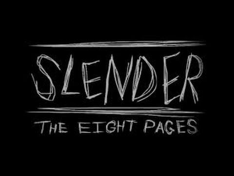 Slender The Eight Pages & so i try this again!