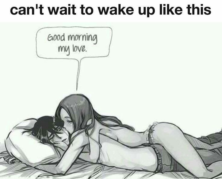 I want this every morning