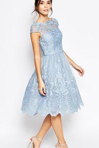 Pantone Serenity Bridesmaid Dresses | SouthBound Bride