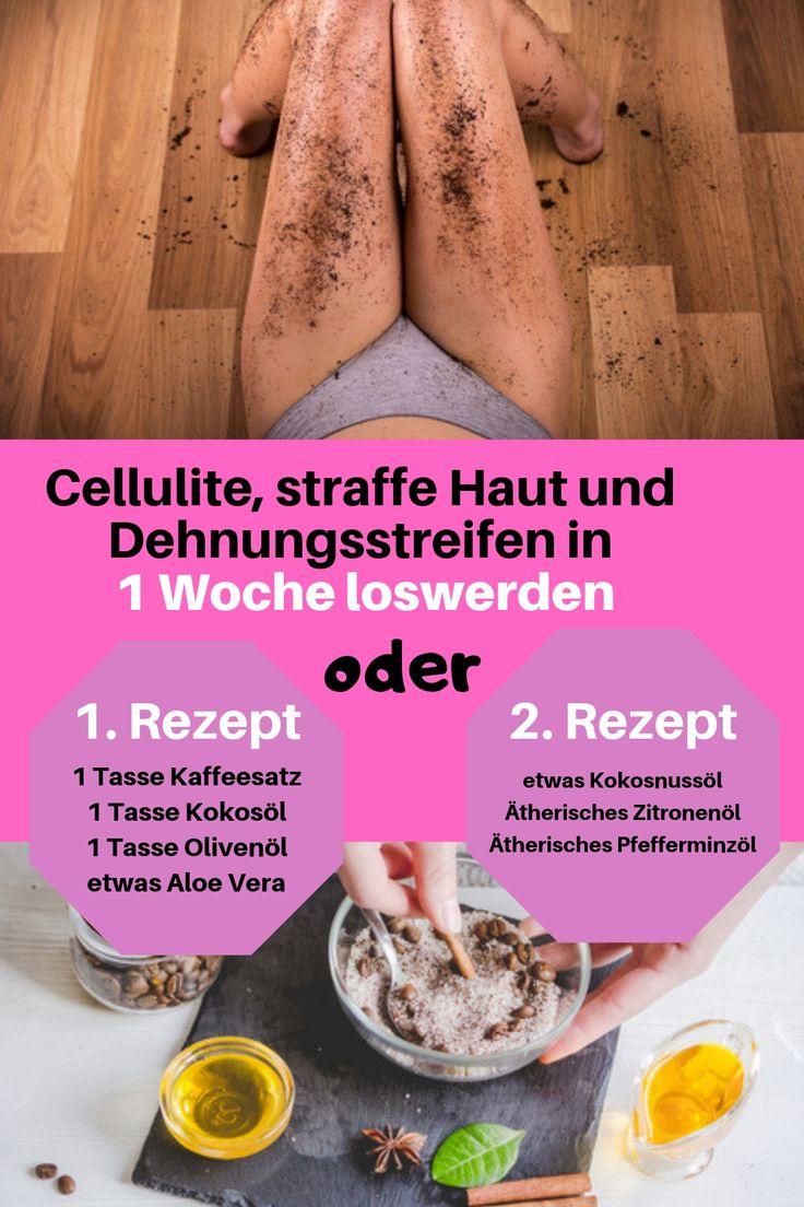 So wirst du schlaffe Haut und Cellulite los