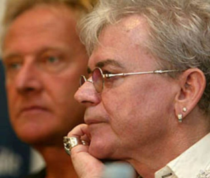 Graham Russell and Russell Hitchcock---Air Supply