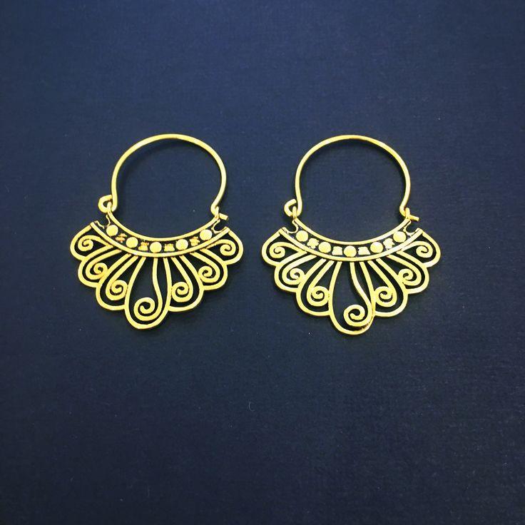 Ear hangers from Angel Body Jewellery