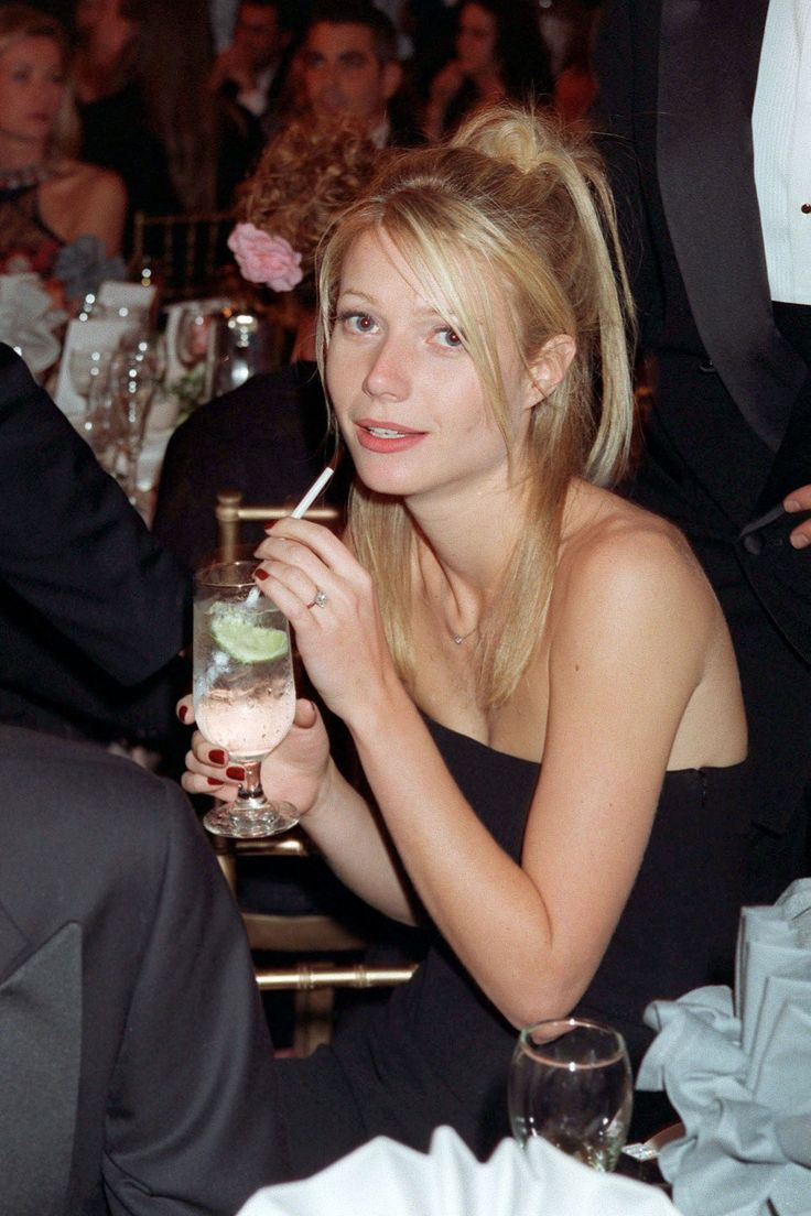 12 Times Gwyneth Paltrow Sparked '90s Hair Envy | The '90s ...