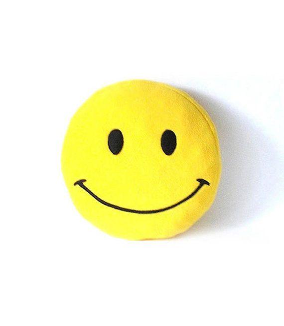 Smiley Smiley Face Smile pillow round yellow by PillowsRollanda, $20.00 Fleece Throw