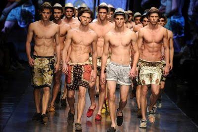 Η ΔΙΑΔΡΟΜΗ ®: Πώς φοράνε οι άνδρες το σορτσάκι