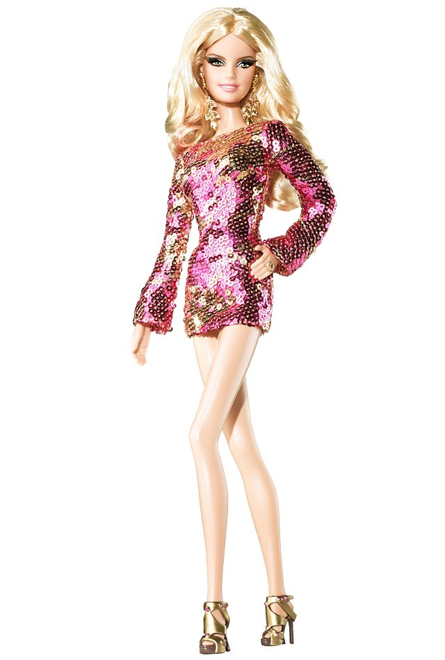 Barbie® Doll as Heidi Klum | Barbie Collector
