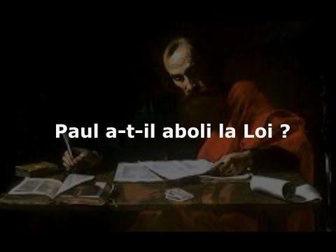 La réponse de l'apôtre Paul face à la Loi de Moïse et aux faux docteurs - Paracha Nasso - Ephraïm et Juda en Yeshoua (97-1)