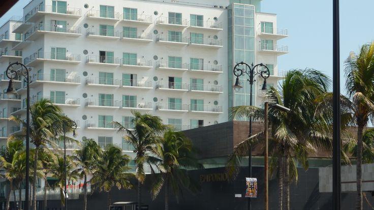 Hotel Emporio puerto de Veracruz México