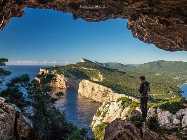 Capocaccia, Alghero - Sardinia, Italy Mais