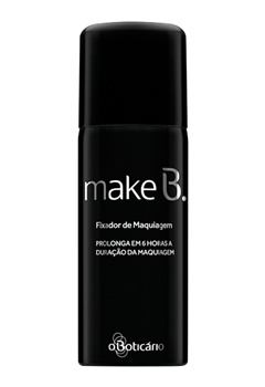 Make B. Miami Sunset Spray Fixador de Maquiagem R$ 60,00
