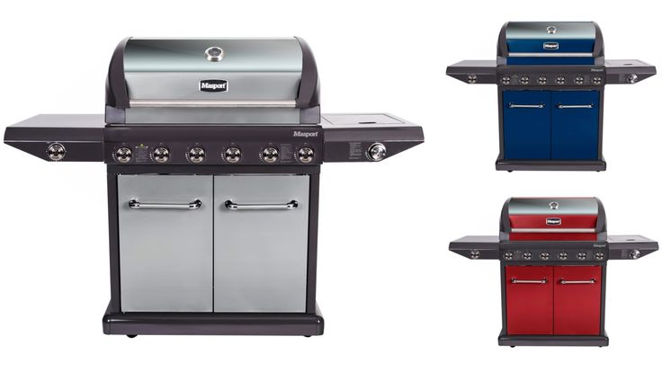 Masport Mighty 6-Burner BBQ
