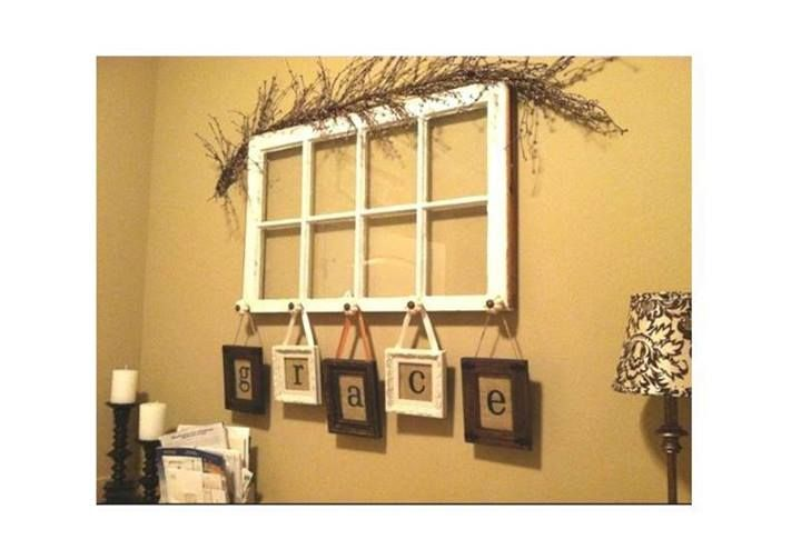 25+ best Upcycling old windows images on Pinterest | Old windows ...
