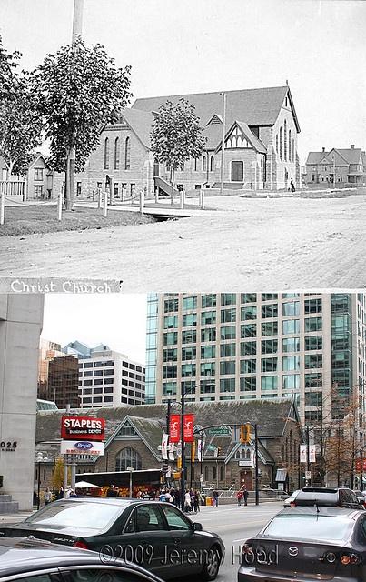 Georgia and Burrard - late 1890s/2009