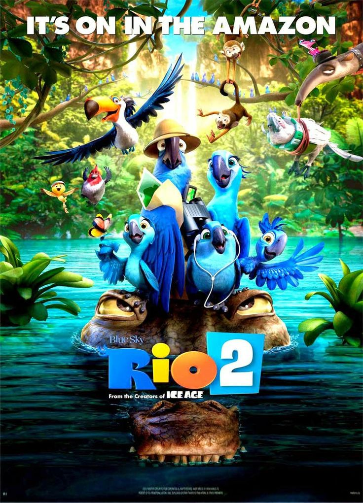 Rio 2 Movie Free Download Online - Full Movies And Songs