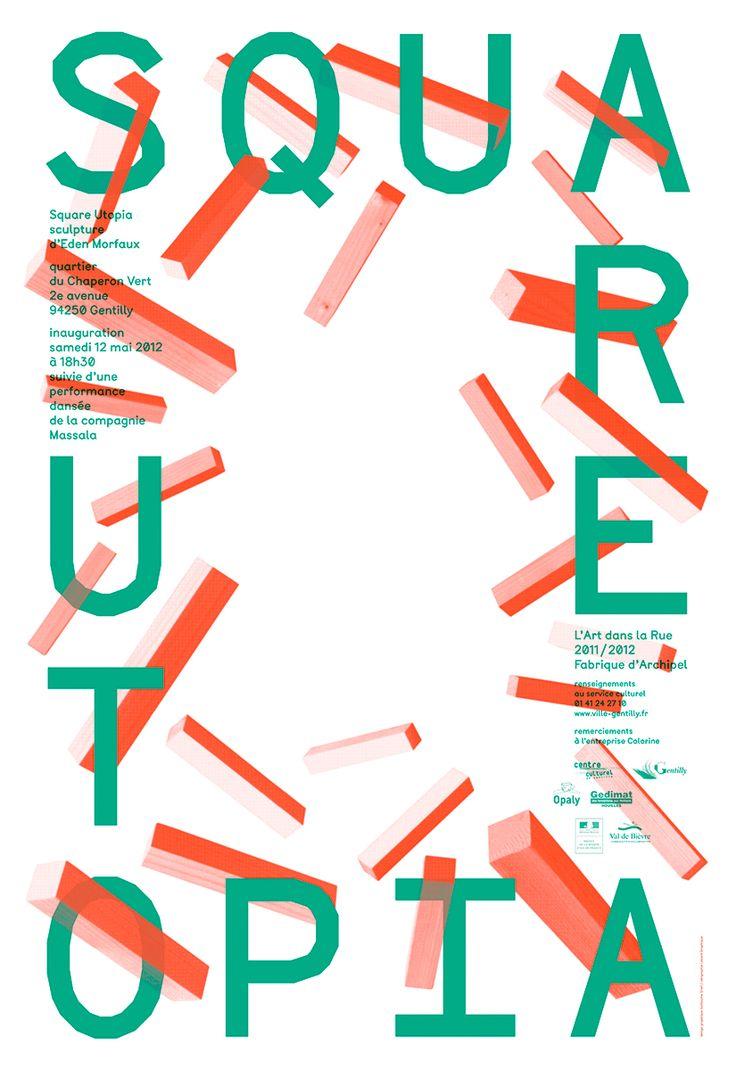Guillaume Grall - Building Paris / Square Utopia