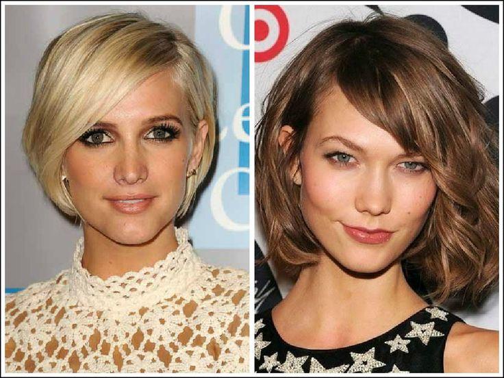 Haircuts for High Cheekbones