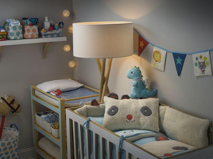 Una de las tareas más esperadas por los papás, es decorar el dormitorio de un recién nacido. Encuentra en Casaideas ideas para ese lindo momento. Set Cobertor Polar. Otoño - Invierno 2016.